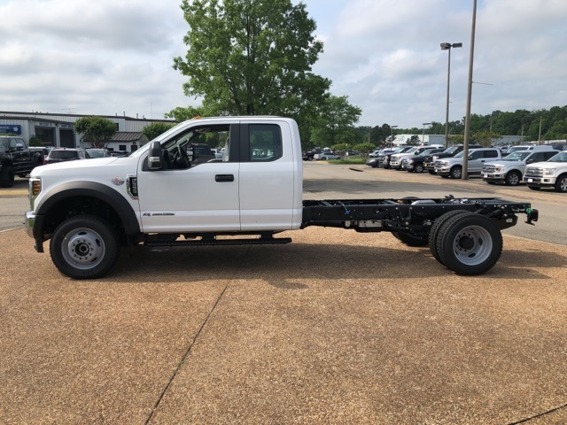 2018 F-550 Super Cab DRW 4x4,  Cab Chassis #NC37163 - photo 5