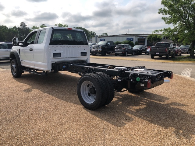 2018 F-550 Super Cab DRW 4x4,  Cab Chassis #NC37163 - photo 6
