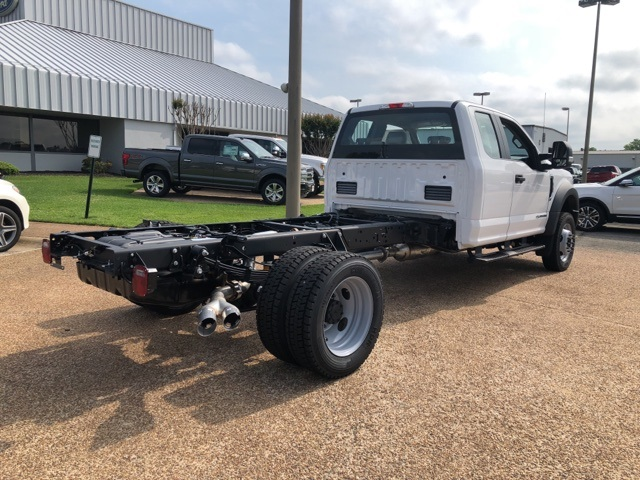 2018 F-550 Super Cab DRW 4x4,  Cab Chassis #NC37163 - photo 2