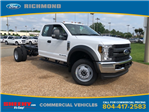 2018 F-550 Super Cab DRW 4x4,  Cab Chassis #NC37163 - photo 1