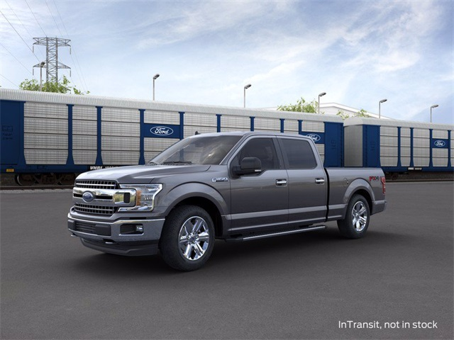 2020 Ford F-150 SuperCrew Cab 4x4, Pickup #NC39452 - photo 1