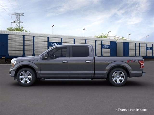 2020 Ford F-150 SuperCrew Cab 4x4, Pickup #NC39452 - photo 4