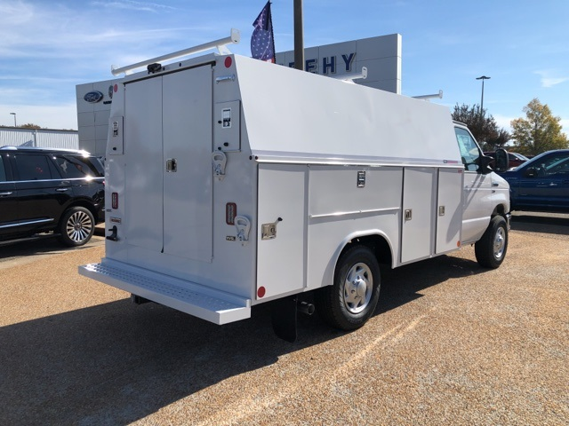 2019 E-350 4x2, Reading Service Utility Van #NC41524 - photo 1