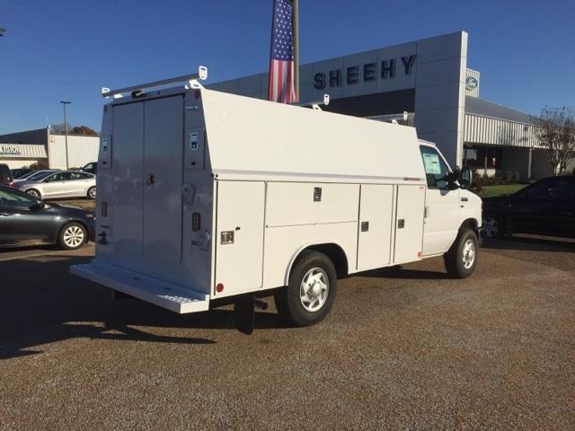 2019 E-350 4x2, Reading Service Utility Van #NC41526 - photo 1