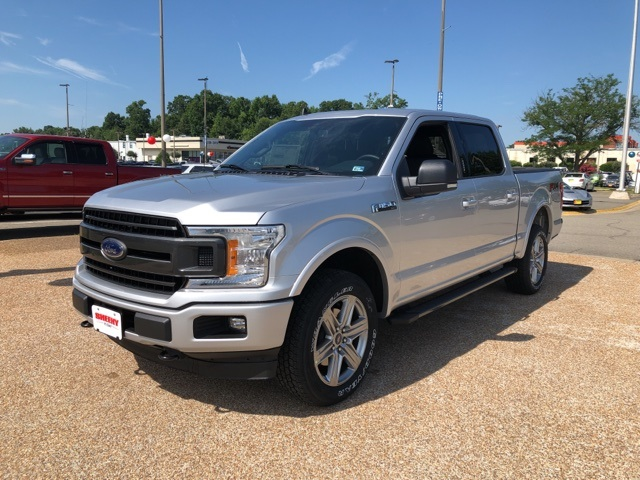 2019 F-150 SuperCrew Cab 4x4,  Pickup #NC41877 - photo 4