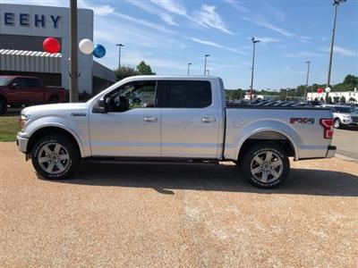 2019 F-150 SuperCrew Cab 4x4,  Pickup #NC41877 - photo 5
