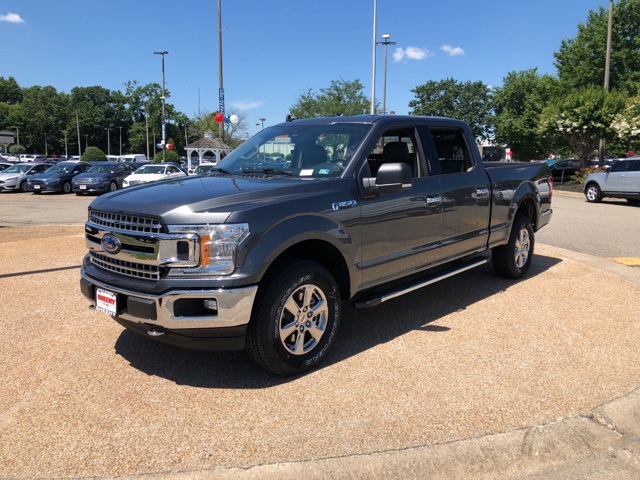 2019 F-150 SuperCrew Cab 4x4,  Pickup #NC41878 - photo 4