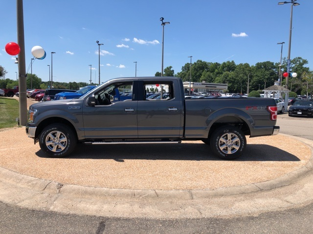 2019 F-150 SuperCrew Cab 4x4,  Pickup #NC41878 - photo 5