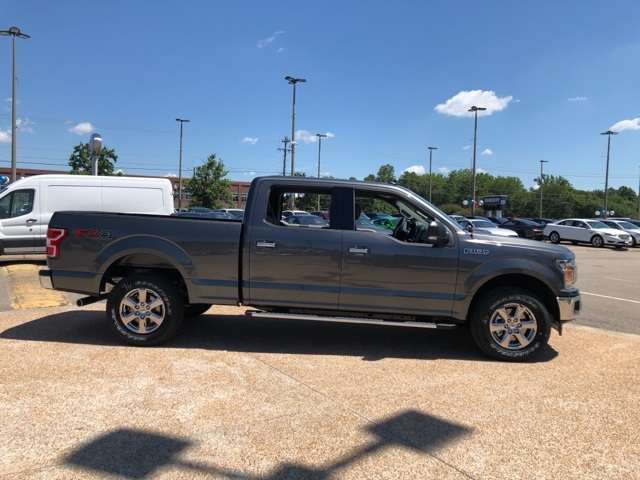 2019 F-150 SuperCrew Cab 4x4,  Pickup #NC41878 - photo 8