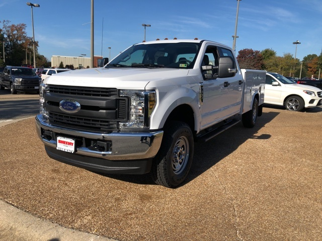 2019 F-350 Crew Cab 4x4,  Reading Service Body #NC52148 - photo 4