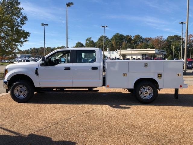 2019 F-350 Crew Cab 4x4,  Reading Service Body #NC52148 - photo 5
