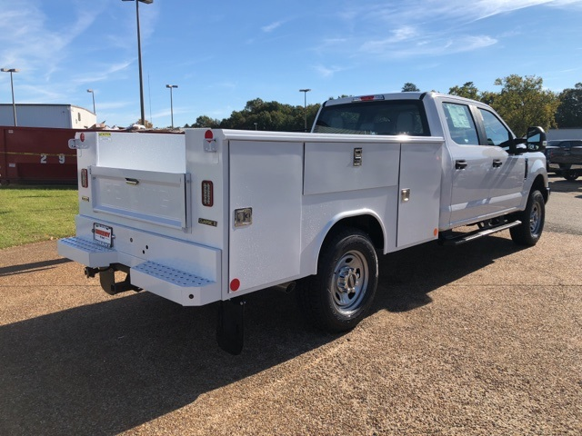 2019 F-350 Crew Cab 4x4,  Reading Service Body #NC52148 - photo 2