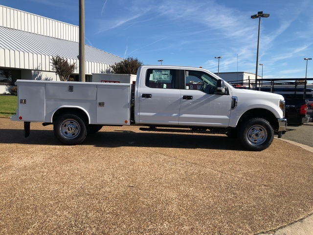 2019 F-350 Crew Cab 4x4,  Reading Service Body #NC52148 - photo 8
