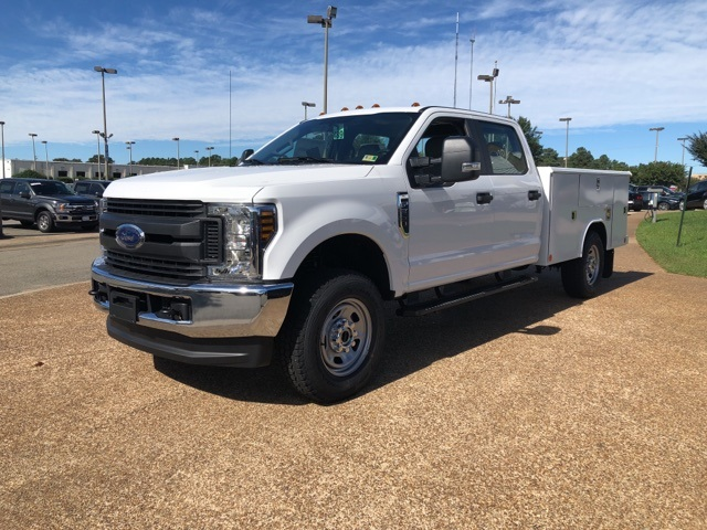 2019 F-350 Crew Cab 4x4,  Reading Service Body #NC52149 - photo 4