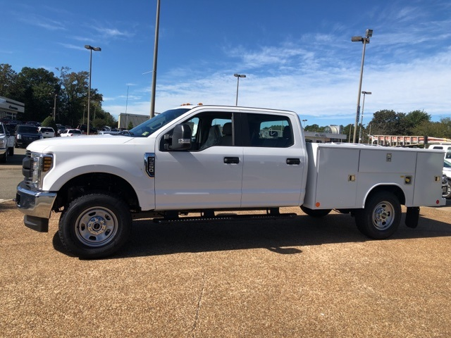 2019 F-350 Crew Cab 4x4,  Reading Service Body #NC52149 - photo 5