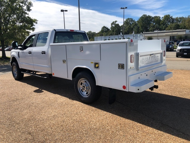 2019 F-350 Crew Cab 4x4,  Reading Service Body #NC52149 - photo 6
