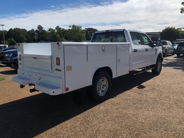 2019 F-350 Crew Cab 4x4,  Reading Service Body #NC52149 - photo 2