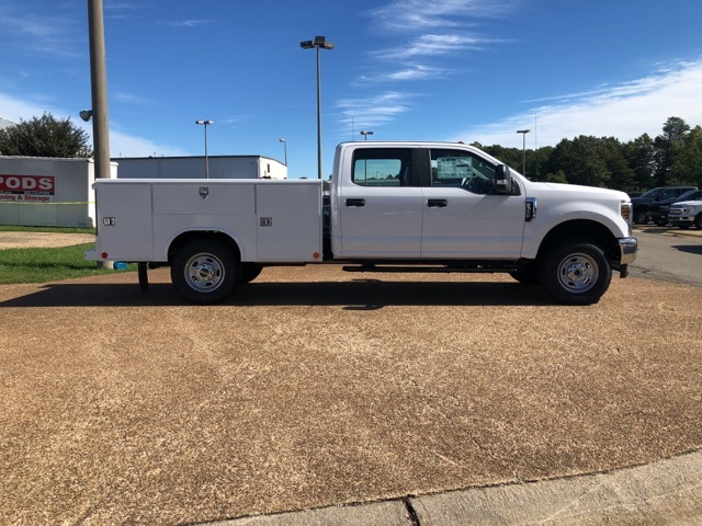 2019 F-350 Crew Cab 4x4,  Reading Service Body #NC52149 - photo 8