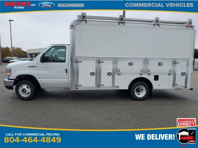 2019 E-450 4x2, Dejana DuraCube Max Service Utility Van #NC52339 - photo 4