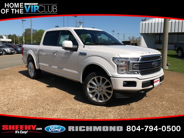 2018 F-150 SuperCrew Cab 4x4,  Pickup #NC52655 - photo 1