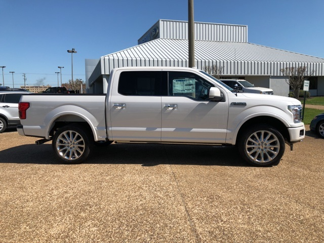 2018 F-150 SuperCrew Cab 4x4,  Pickup #NC52655 - photo 8
