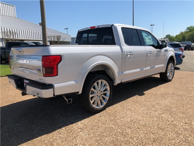 2018 F-150 SuperCrew Cab 4x4,  Pickup #NC52655 - photo 2