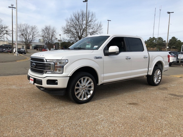2018 F-150 SuperCrew Cab 4x4,  Pickup #NC52655V - photo 4