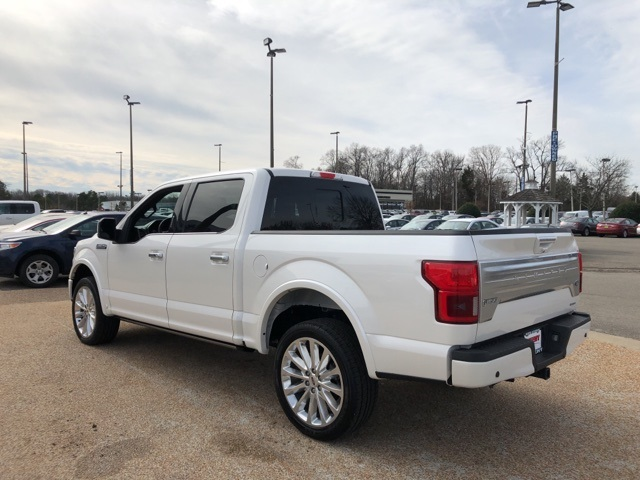 2018 F-150 SuperCrew Cab 4x4,  Pickup #NC52655V - photo 6