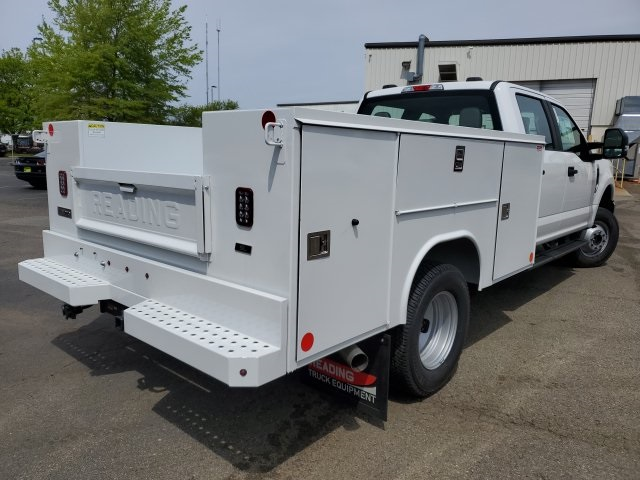 2020 Ford F-350 Crew Cab DRW 4x4, Reading Service Body #NC55438 - photo 1