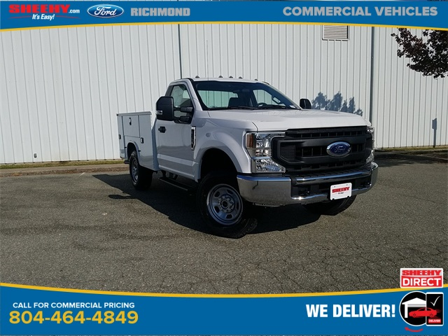 2020 F-350 Regular Cab 4x4, Knapheide Steel Service Body #NC55763 - photo 1