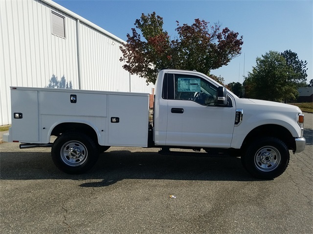 2020 F-350 Regular Cab 4x4, Knapheide Steel Service Body #NC55763 - photo 8