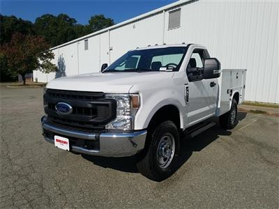 2020 F-350 Regular Cab 4x4, Knapheide Standard Service Body #NC55763 - photo 4