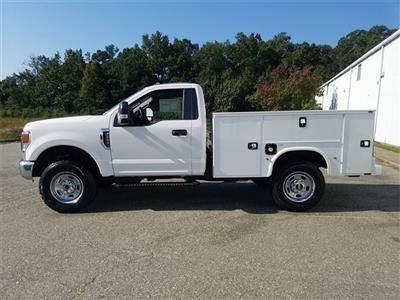 2020 F-350 Regular Cab 4x4, Knapheide Standard Service Body #NC55763 - photo 5