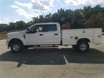 2020 Ford F-250 Crew Cab 4x4, Knapheide Steel Service Body #NC55804 - photo 2