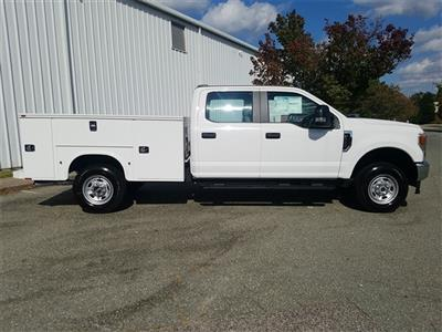 2020 Ford F-250 Crew Cab 4x4, Knapheide Steel Service Body #NEC55804 - photo 8