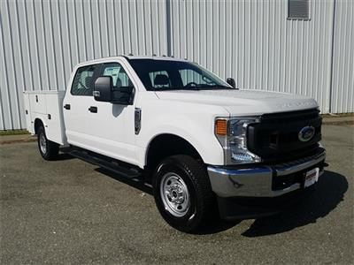 2020 Ford F-250 Crew Cab 4x4, Knapheide Steel Service Body #NEC55804 - photo 9