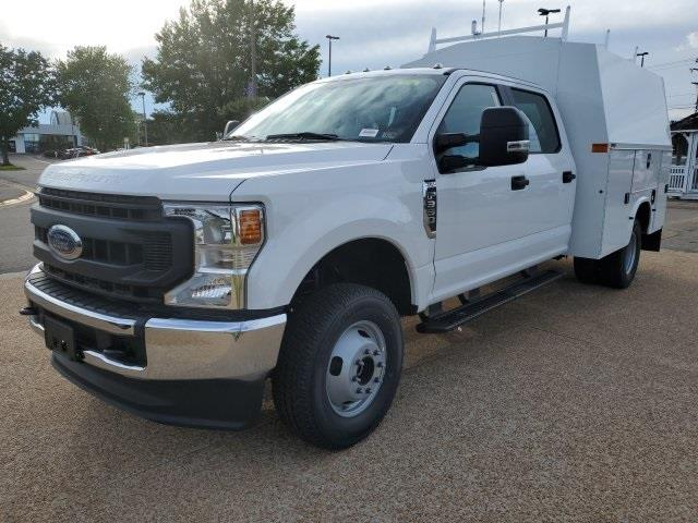 2020 Ford F-350 Crew Cab DRW 4x4, Knapheide Service Body #NC55832 - photo 1