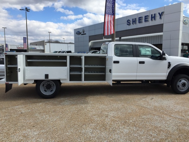 2020 F-450 Crew Cab DRW 4x4, Knapheide Steel Service Body #NC55839 - photo 10