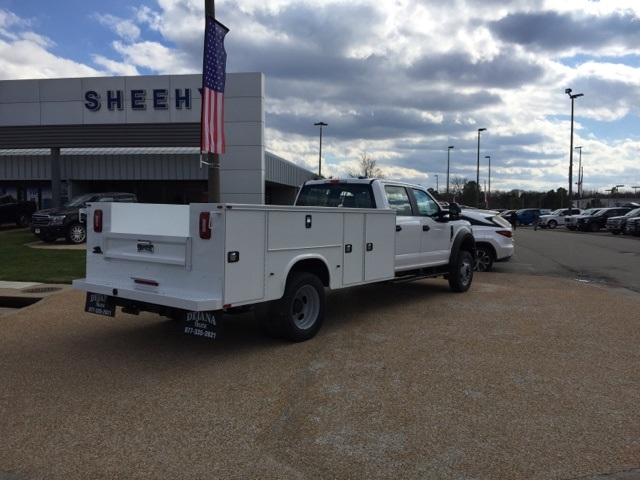 2020 Ford F-450 Crew Cab DRW 4x4, Knapheide Service Body #NC55839 - photo 1
