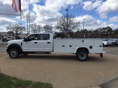 2020 F-450 Crew Cab DRW 4x4, Knapheide Steel Service Body #NC55839 - photo 5
