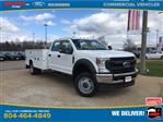 2020 F-450 Crew Cab DRW 4x4, Knapheide Steel Service Body #NC55839 - photo 1