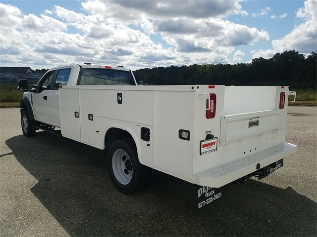 2020 Ford F-550 Crew Cab DRW 4x4, Knapheide Steel Service Body #NC55840 - photo 6