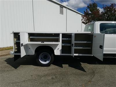 2020 Ford F-550 Crew Cab DRW 4x4, Knapheide Steel Service Body #NC55840 - photo 10