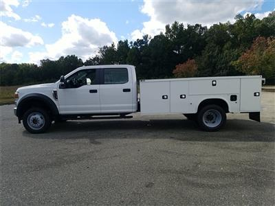 2020 Ford F-550 Crew Cab DRW 4x4, Knapheide Steel Service Body #NC55840 - photo 5