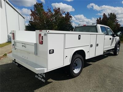 2020 Ford F-550 Crew Cab DRW 4x4, Knapheide Steel Service Body #NC55840 - photo 2