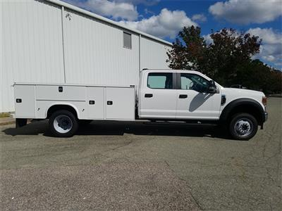 2020 Ford F-550 Crew Cab DRW 4x4, Knapheide Steel Service Body #NC55840 - photo 8