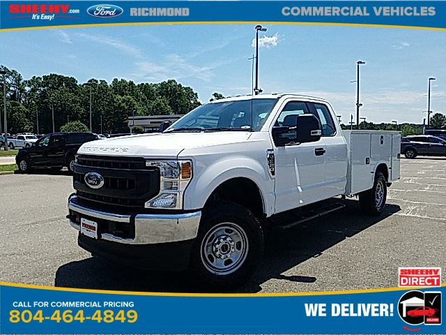 2020 Ford F-350 Super Cab 4x4, Knapheide Service Body #NC55854 - photo 1