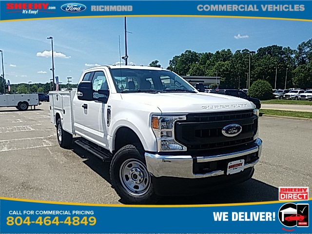 2020 Ford F-350 Super Cab 4x4, Knapheide Service Body #NC55859 - photo 1