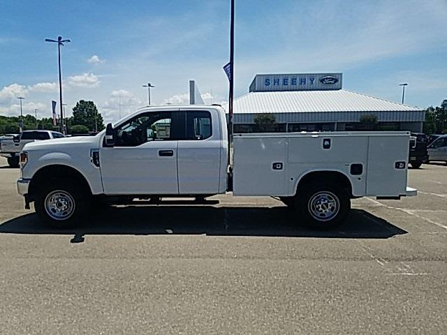 2020 Ford F-350 Super Cab 4x4, Knapheide Steel Service Body #NC55859 - photo 5
