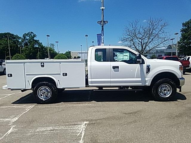 2020 Ford F-350 Super Cab 4x4, Knapheide Steel Service Body #NC55859 - photo 8